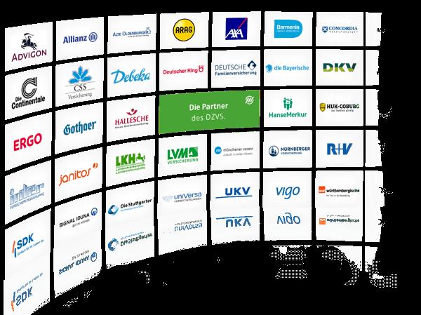Partner des Deutschen Zahnversicherungs-Service